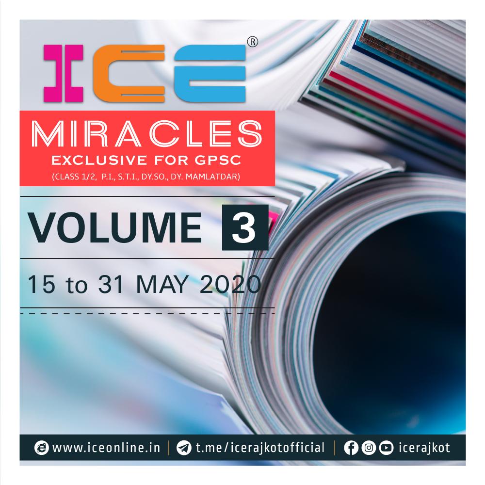ICE MIRACLE Volume -3
