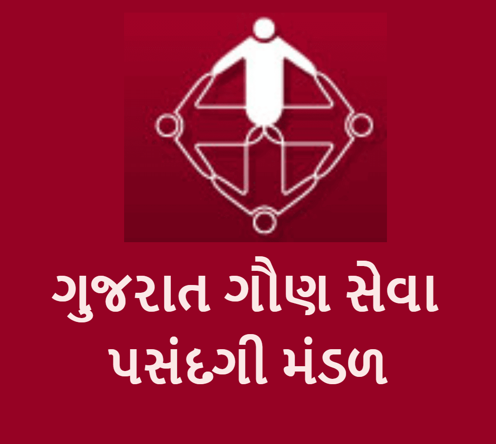 GSSSB Recruitment Chief Officer & Probation Officer 2019