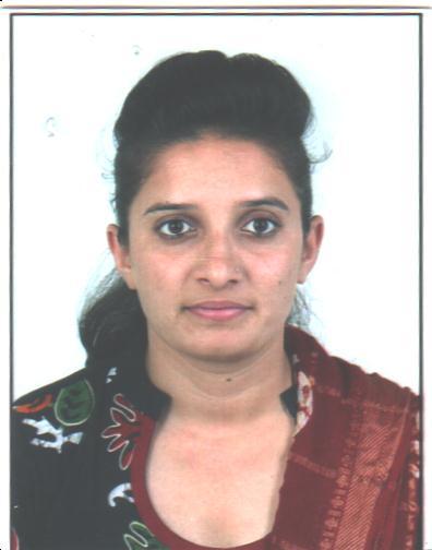 Ice Rajkot - Shraddha Dodiya